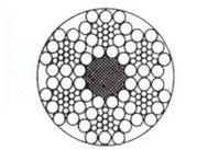 6V*30+FC三角股钢丝绳(光面和镀锌)